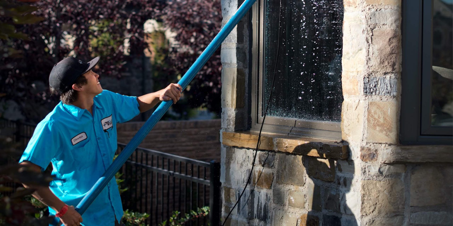 Comercial & Residential Window Cleaning